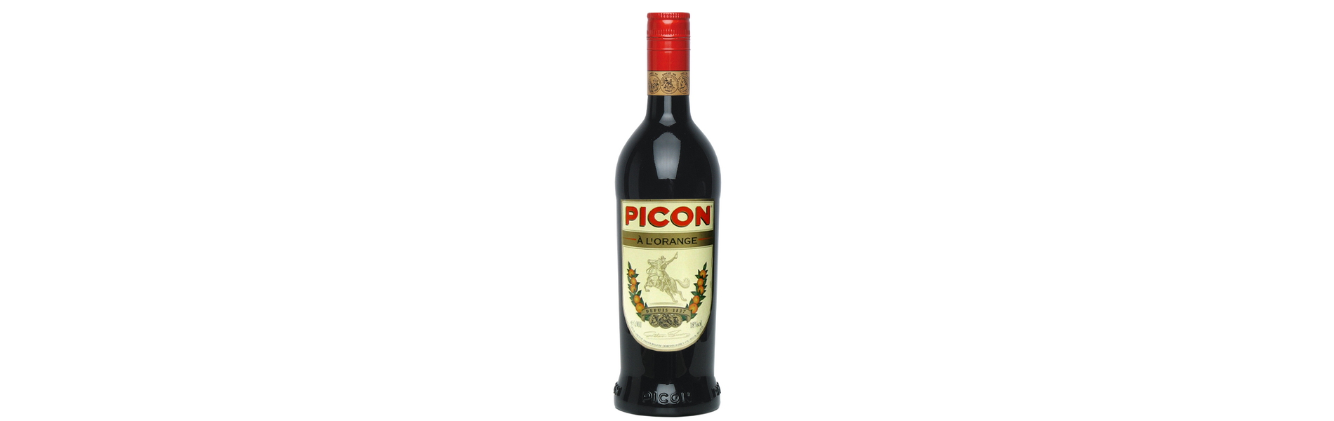 PICON A L'ORANGE 100CL 18%